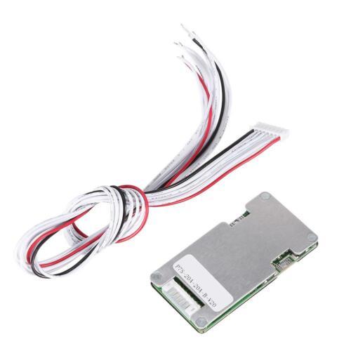 équilibrage Li-Ion Batterie au lithium BMS protection board M 24 V 20 A 7 S 18650 cellules