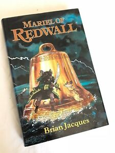 Brian-Jacques-Mariel-of-Redwall-1st-UK-Edition-Hardcover-in-Jacket