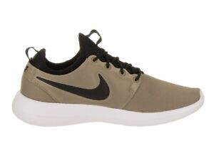 buy online 72cce 786a6 Details about New Womens NIKE Roshe Two Trainers Beige 844931 200