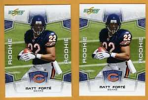 2008-Score-football-Matt-Forte-Chicago-Bears-rookie-lot