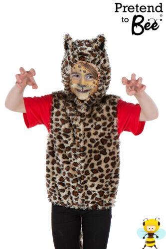 KIDS GIRLS BOYS CHILD JUNGLE ZOO WILD SAFARI BOOK DAY ANIMAL COSTUME AGE 3-5-7