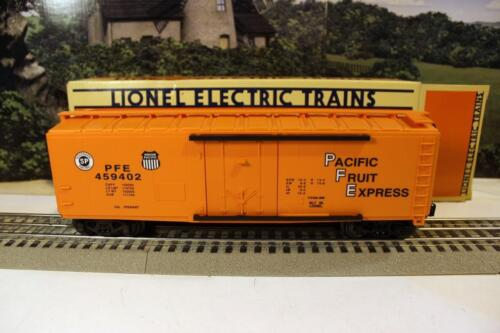 1995 LIONEL LIMITED PRODUCTION TTOS CAL STEWART PFE REEFER B7 NEW 52073