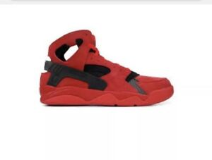 ca5a005939e8 Image is loading Nike-Air-Flight-Huarache-University-Red-Black-Size-