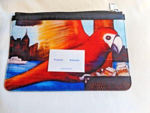 Parrot Clutch 100 authentische Schouler Proenza W7qIwrcYIt