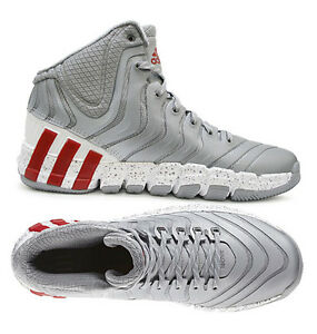 Adidas-Adipure-Crazyquick-2-Hi-Top-Basketball-Mens-Trainers-Boots-Size-6-12