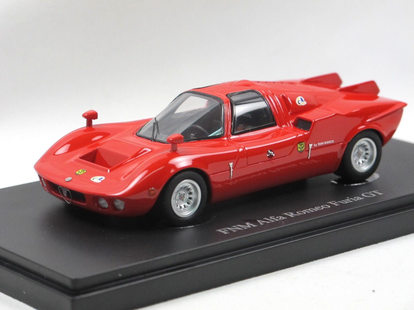 Autocult 05026 1971 fnm alfa romeo gt brasilien furia verrotten 1 43 limited edition