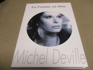 "DVD DIGIPACK NEUF ""LA FEMME EN BLEU"" Lea MASSARI, Michel PICCOLI"