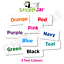 Stick On CLOTHES Name Labels No Iron No Sew In School Uniform STICK-A-TAG® ST01