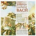 Johan Ludwig Bach: Missa Brevis; Cantatas (2005)