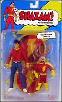Shazam Billy Batson With Hoppy 6in Action Figure 2 Pack Dc Direct Toys 2007 on Sale