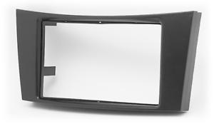 2002-2009; CLS-clase W211 C219 15411 2 DIN radio tapa para MERCEDES clase E