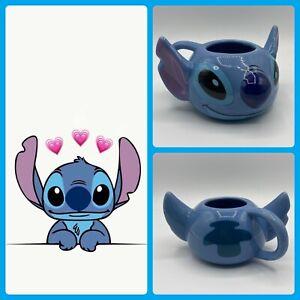 Disney-Lilo-amp-Stitch-Stitch-With-Ears-Coffee-Mug-Tea-Cup-Ceramic-NEW