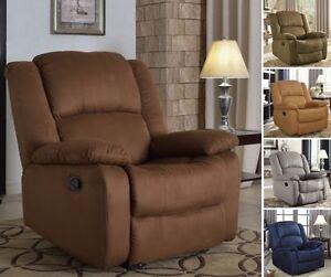 Wall Hugger Recliners Armchairs Lazy Chairs Arm Chair Recliner Brown Blue Khaki