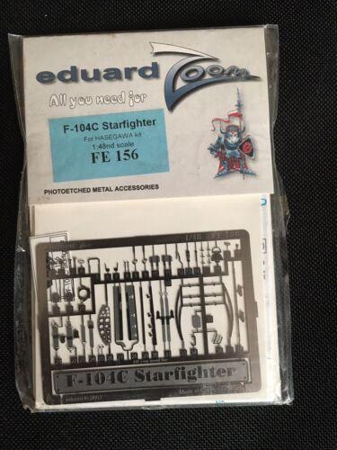 Eduard Model peinture Accessoires Lockheed F-104C Starfighter 1:48 FE156 FE 156