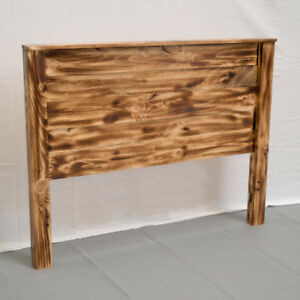 Image Is Loading Torched Farmhouse Headboard King Wood Reclaimed Modern