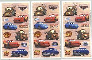 Sandylion Scrapbook Sticker Disney Cars Mcqueen