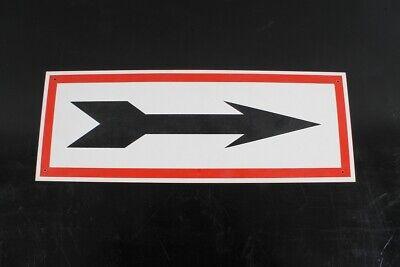 Ehrlichkeit Hinweisschild Schild Pfeil Richtungspfeil Kennzeichnung Richtung 41cm X 14,8cm Duftendes Aroma