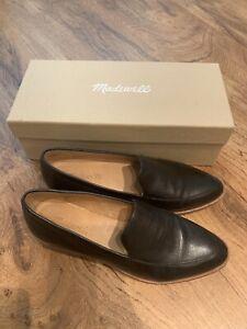 Madewell The Frances Loafer Black US