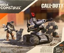 Mega Construx Call of Duty Assault Drone Collector Construction 97 Pcs DXB60 NEW