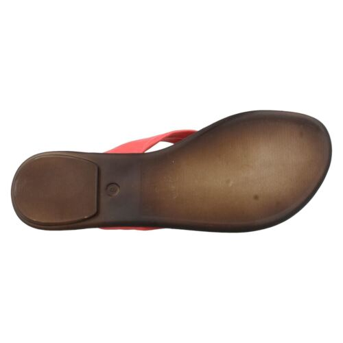Ladies Black//Red Leather Collection mules UK Sizes 3-8 F0930