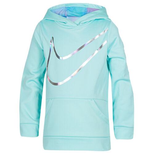 Nike Toddler Girls Therma-FIT Logo-Print Hoodie 3ME054