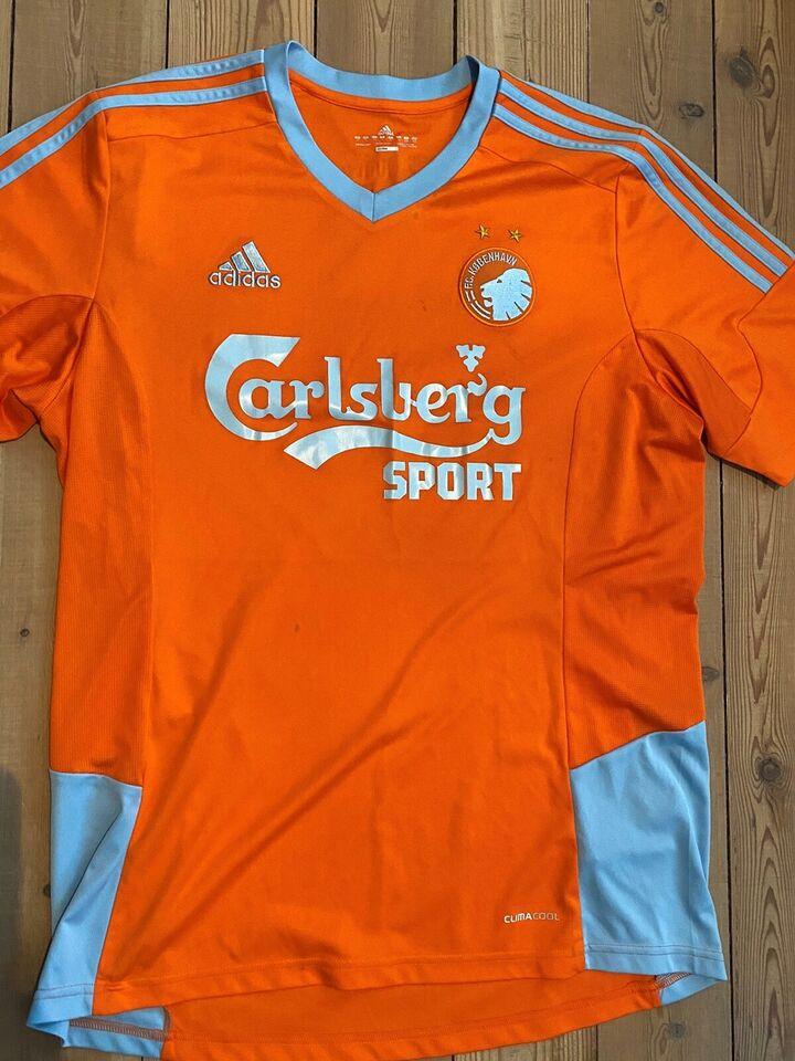 Fodboldtrøje, FCK, Adidas