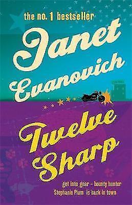"""AS NEW"" Twelve Sharp, Evanovich, Janet, Book"