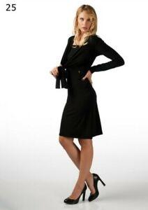 Traje,vestido a media pierna,svasatino suave+nodo de frente producción artesanal
