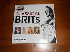 Classical Brits 2010 - CD Album in card slipcase Andre Rieu Hayley Westenra
