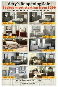 Extended Winter sale Bedroom Set, Dining Set, Couches, Beds. call us at 416-743-7700 , 416-740-2379 to place the order City of Toronto Toronto (GTA) Preview
