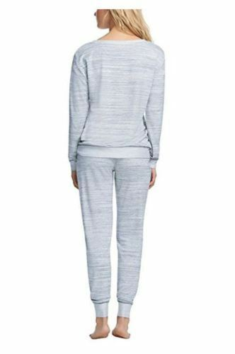 Felina Women/'s 2 Piece French Terry Pajama Set SIZE /& COLOR VARIETY E42 SALE