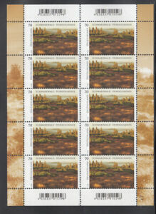 Germany-2018-Black-Forest-034-Hornisgrinde-034-10-Stamps-MNH-Sheet