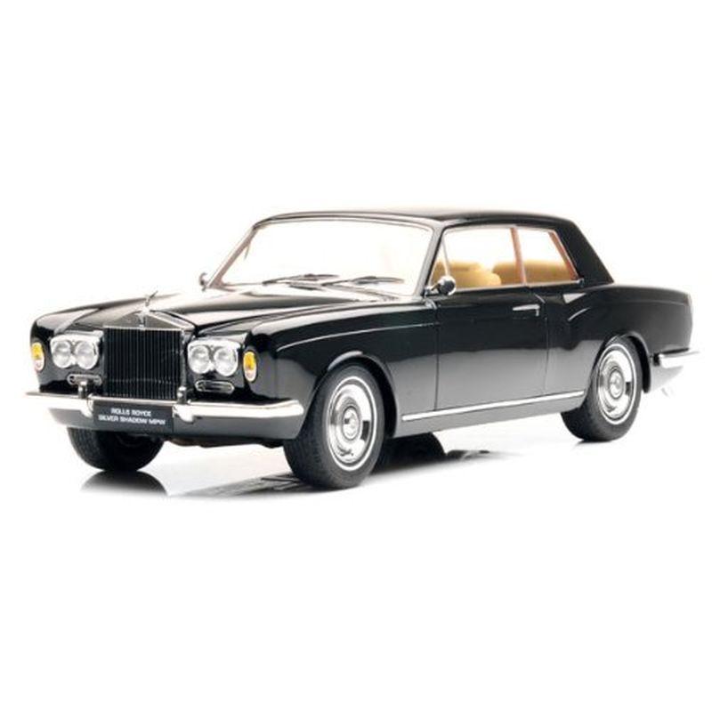 Paragon Rolls Royce Plata Sombra Mpw 2-DOOR Volante a la Izquierda Negro