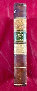 Spallanzani-1781-Histoire-Naturelle-Grenouille-Crapaud-Malacarne-Corti-Genthod