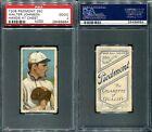 1909-1911 T206 PIEDMONT 350 WALTER JOHNSON HANDS AT CHEST PSA 2 (9684)