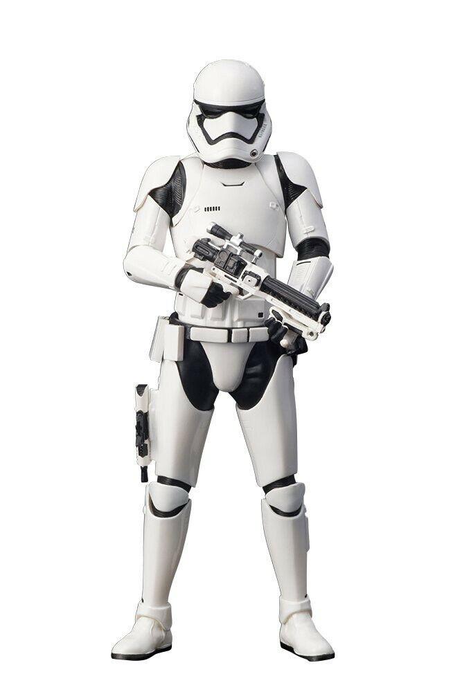 Star Wars SW113 Episode 7 The Force Awakens First Order Stormtrooper ArtFX
