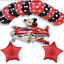 New-Disney-Mickey-Mouse-Birthday-Foil-Latex-Balloons-Plane-Party-Decorations-Boy thumbnail 14
