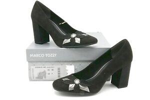 Zapatos de tacon marco tozzi para mujer talla 37