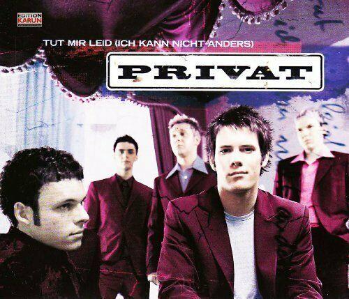 Privat Tut mir leid.. (2000) [Maxi-CD]
