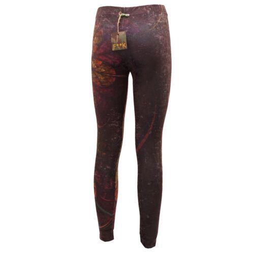 F Trouser k Donna Leggings Ciniglia Pantalone Woman 0359q Fantasia zw5Eqq0