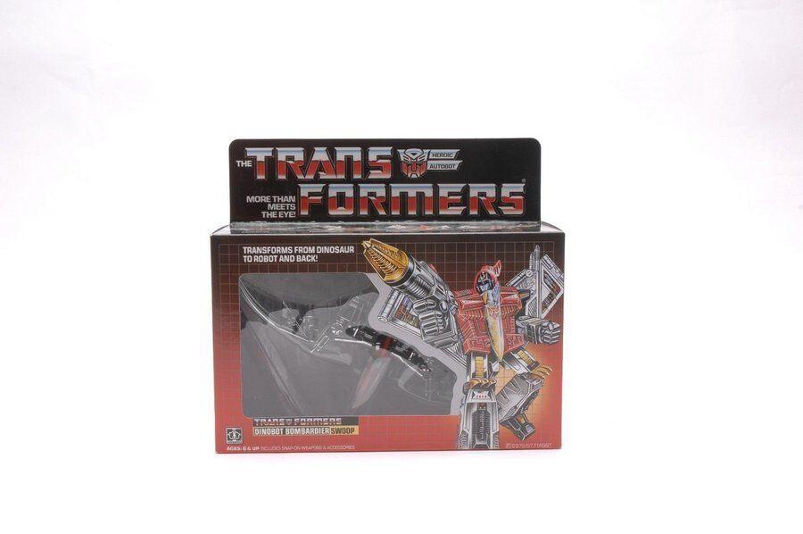 Top Transformers G1 Dinobots SWOOP Figure BRAND NEW IN BOX REISSUE Spielzeug