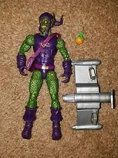 "Marvel Legends  SPIDERMAN SANDMAN series GREEN GOBLIN   6"" Figure"