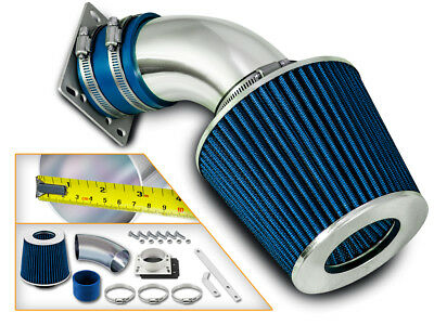BCP BLUE 92-95 BMW 318 318i 318is 318ti 1.8 4cyl Air Intake System Filter