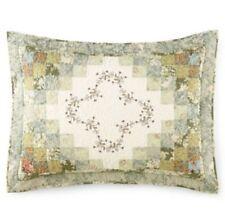 "Jcp Home Expressions Cassandra Standard Quilted Pillow Sham 20""x26"" Green"