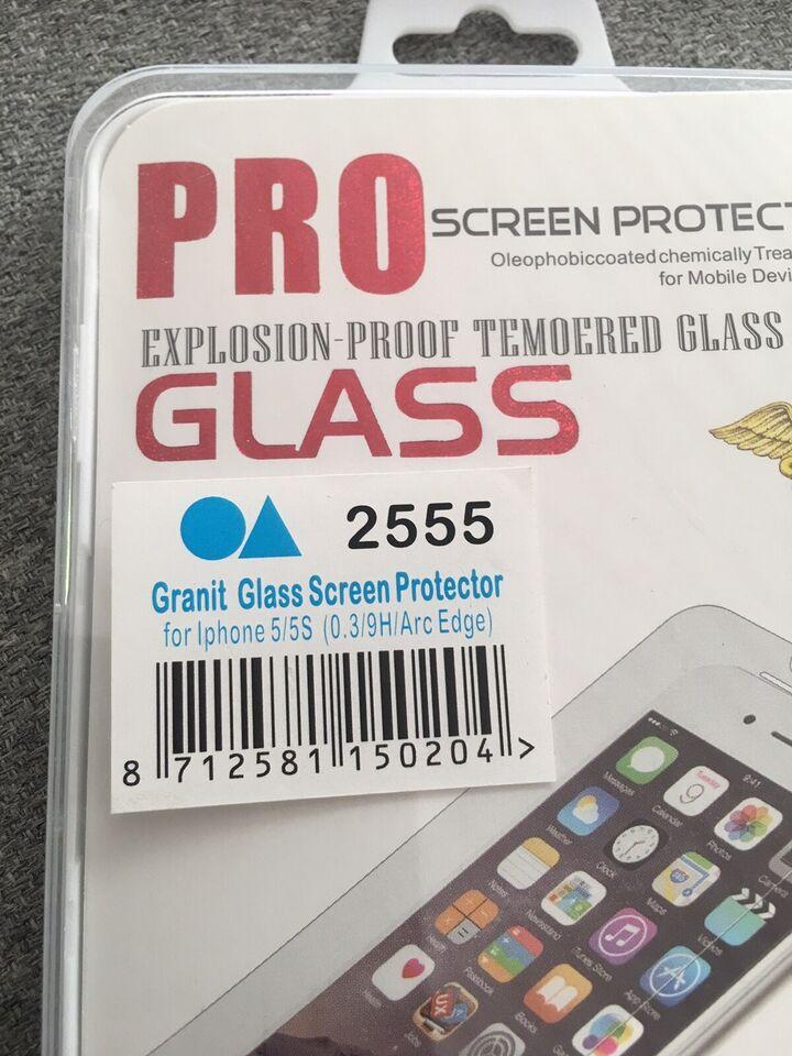 Skærmbeskyttelse, t. iPhone, Model OA 2555