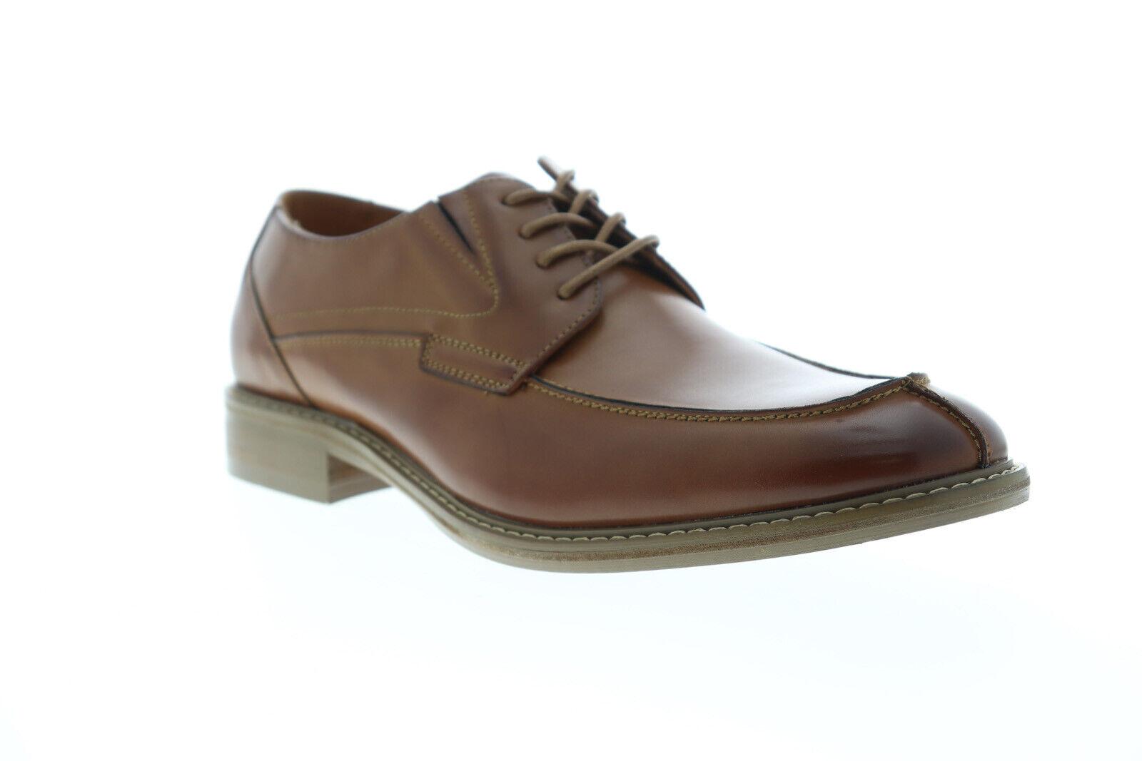 Unlisted By Kenneth Cole Kinley Cordones Hombre Marrón Vestido Oxford Zapatos
