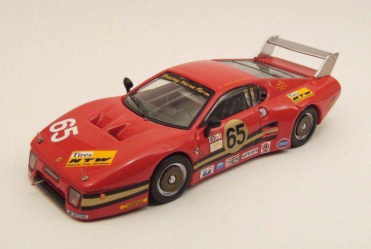 BEST 9401 - FERRARI 512 BB LM 3°serie Daytona N°65 - 1983 | Porter-résistance