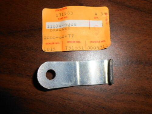 NOS Kawasaki Bracket 80-81 KDX250 79 KDX400 KDX420 KDX450 11034-4008