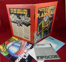 Atari XL: Planetfall Folio Version - Infocom 1983