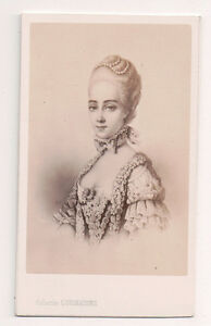 Vintage-CDV-Marie-Josephine-of-Savoy-Countess-of-Provence-E-Desmaisons-Photo
